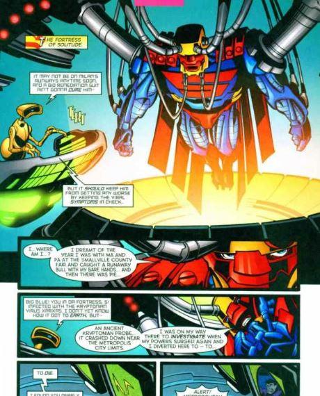 Genius Inventions of Superman