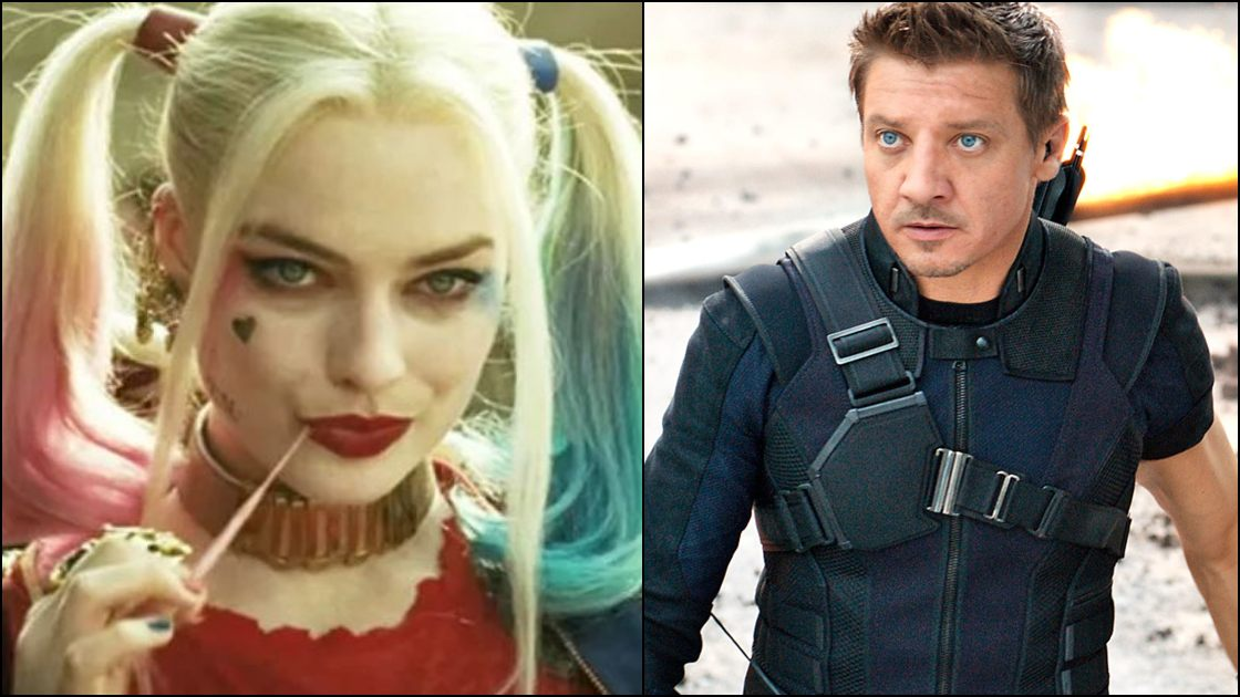 Photo of DC's Harley Quinn Just Revealed She is a Huge Fan of Hawkeye