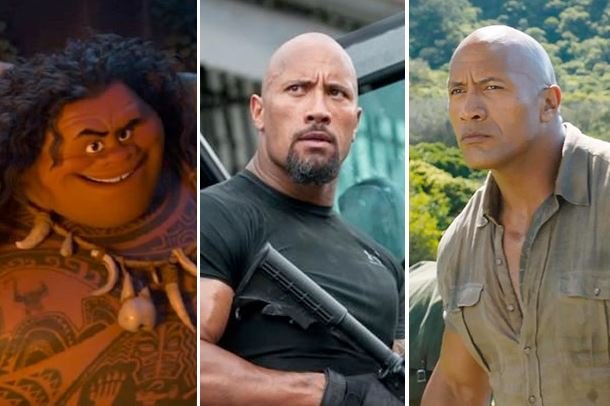 Photo of Top 10 Highest Grossing Movies of Dwayne 'The Rock' Johnson