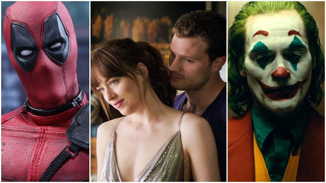 Highest Grossing R-Rated Movies