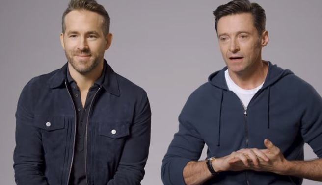 "Photo of Hugh Jackman Gets ""Jealous"" When His Wife Praises Ryan Reynolds"