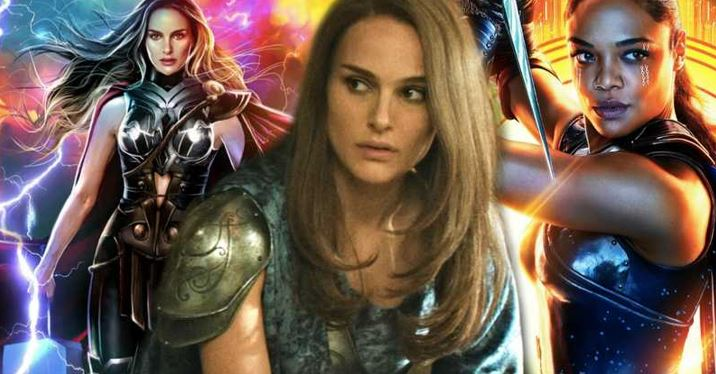 Photo of Marvel Might be Planning to Give Natalie Portman's Thor Her Own Trilogy