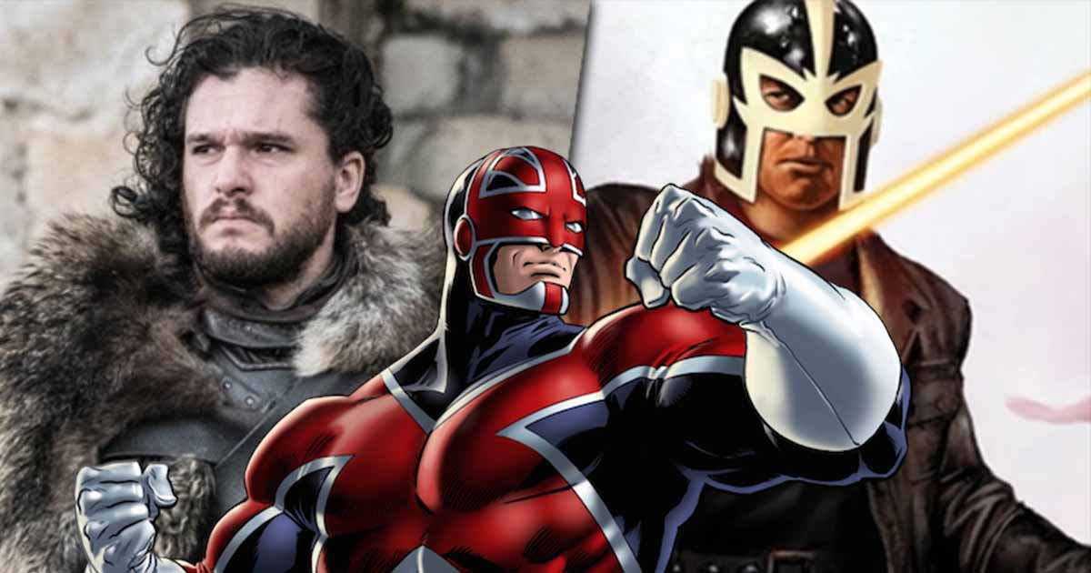 Photo of Marvel is Planning an Excalibur Movie With Black Knight & Captain Britain