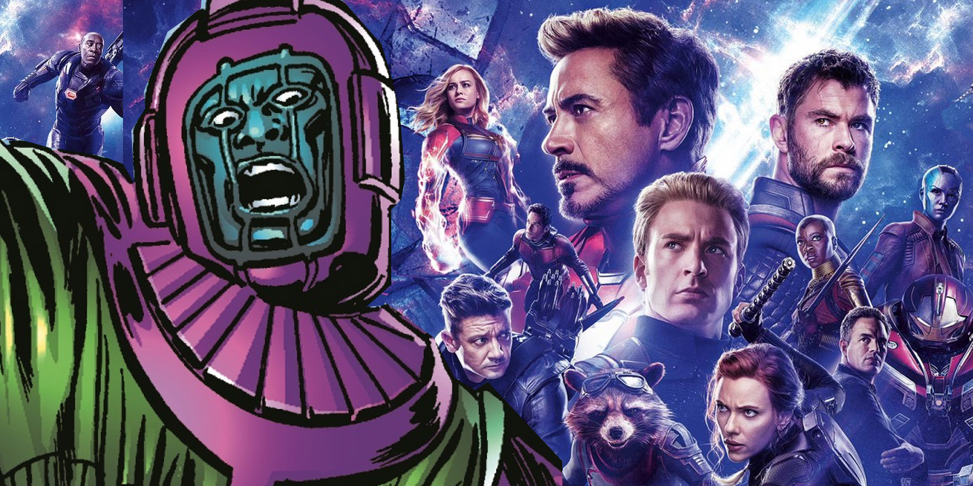 Photo of Avengers: Endgame May've Been Directly Responsible for the Creating Kang