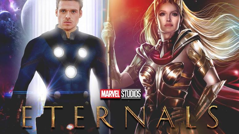 MCU Phase 4 Eternals Introduced Through Multiverse