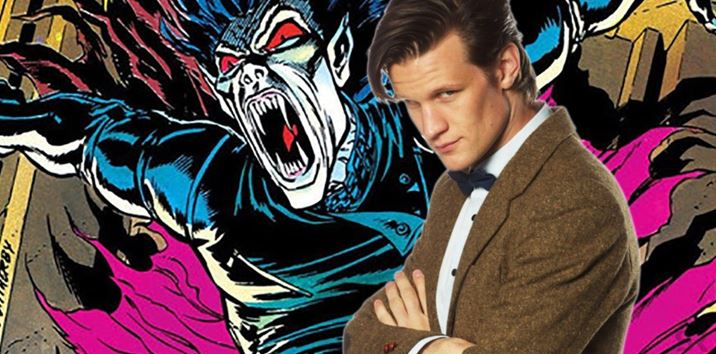 Venom & Spider-Man Character to Appear in Morbius