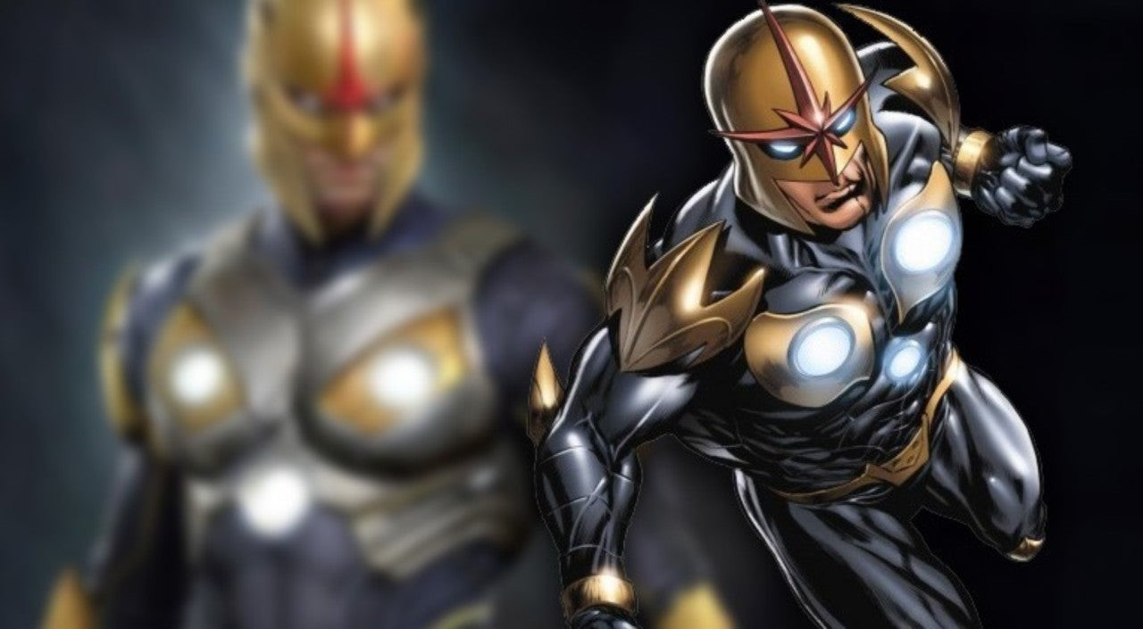 Photo of Nova is Rumored for a Phase 5 MCU Debut