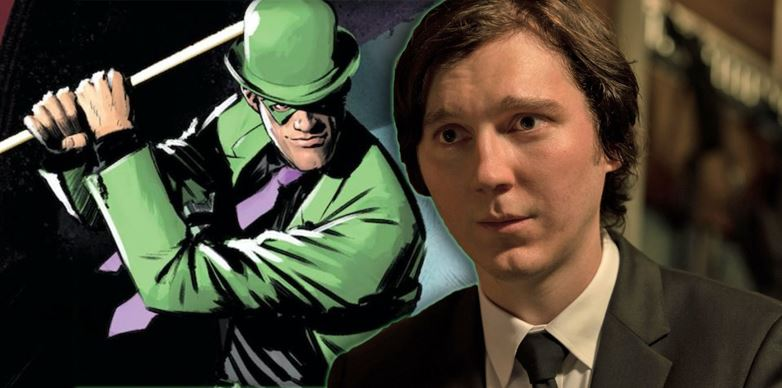 Paul Dano Cast as The Riddler