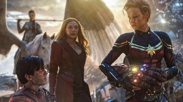 Spider-Man to Develop a Crush on Carol Danvers