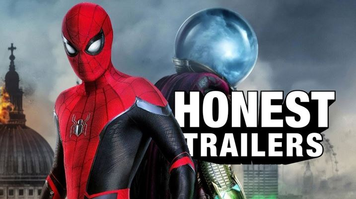 Spider-Man Far From Home Gets Honest Trailer