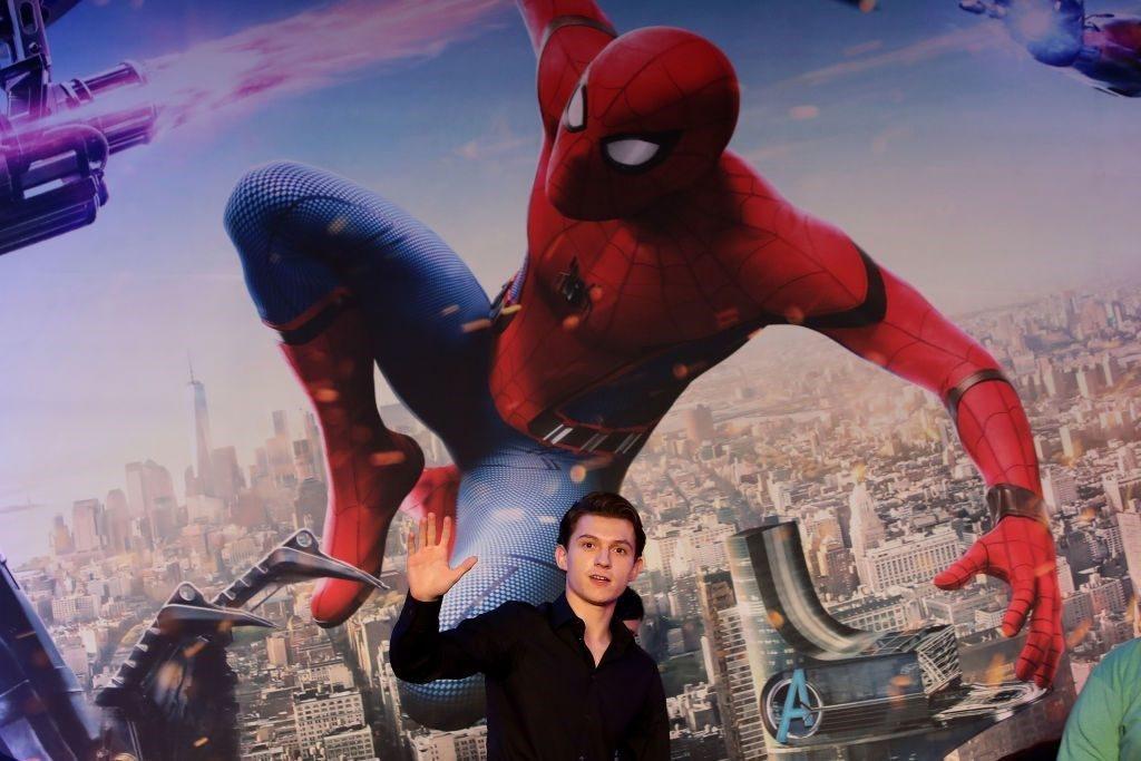 Spider-Man Black Panther
