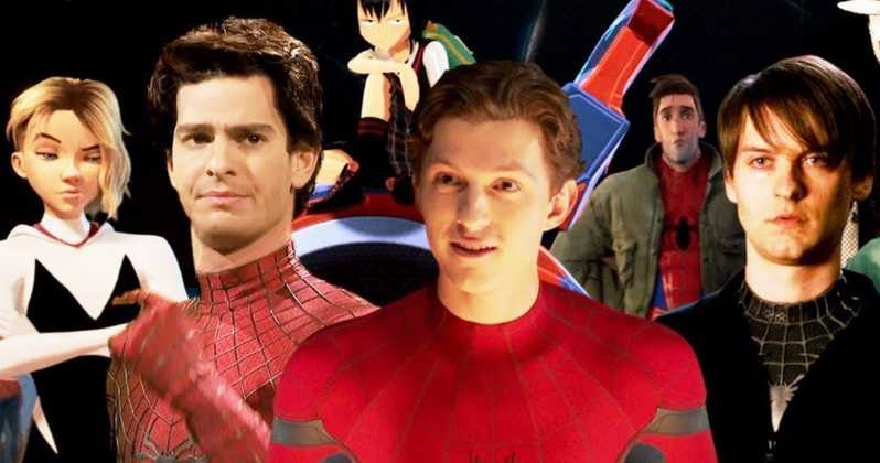 Photo of Rumor – Spider-Verse Movie with Tom, Tobey and Andrew Under Development