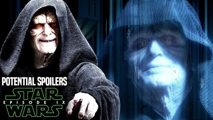 Photo of Star Wars: The Rise of Skywalker – First Look at Emperor Palpatine Leaks Online
