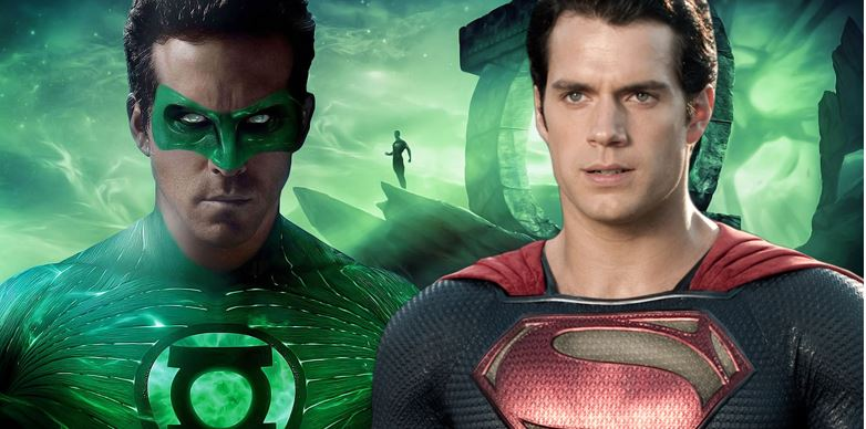 Green Lantern & Superman Movies Won't Be Made