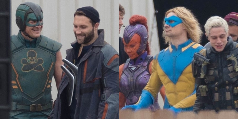 New Set Photos of The Suicide Squad