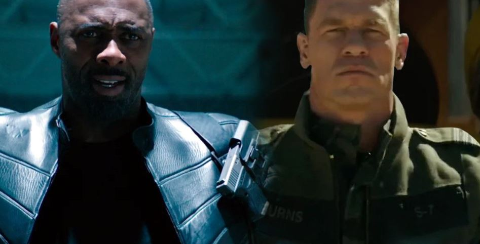 Photo of The Suicide Squad – Here's the First Look at the Characters of John Cena & Idris Elba