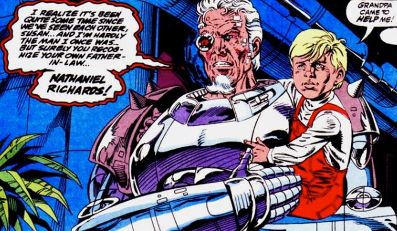 Things About Franklin Richards