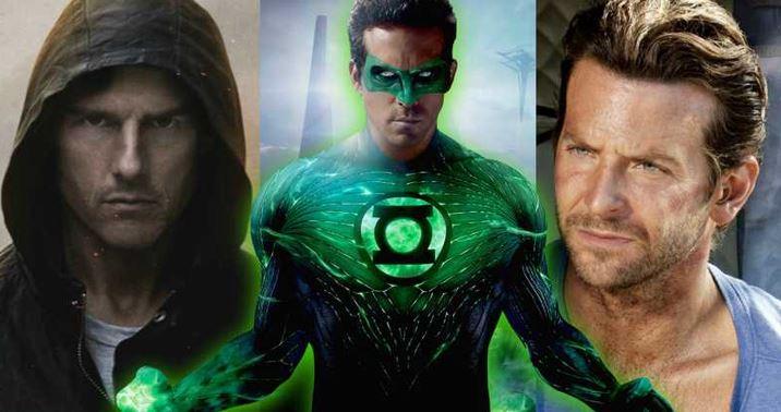 Bradley CooperBeing Eyed to Play Hal Jordan Green Lantern Corps