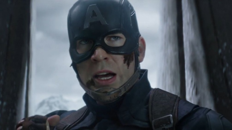 Photo of Avengers: Infinity War Had to Cut a Captain America Scene as It Was Super Bloody
