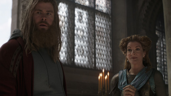 Photo of Marvel's Thor is Only Half Asgardian. Umm WHAT??!