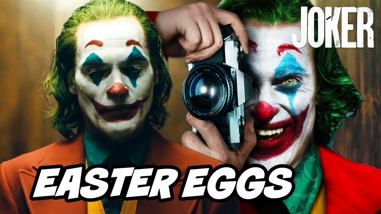 Photo of 12 Great Easter Eggs From Joker Which You May Have Missed Out On