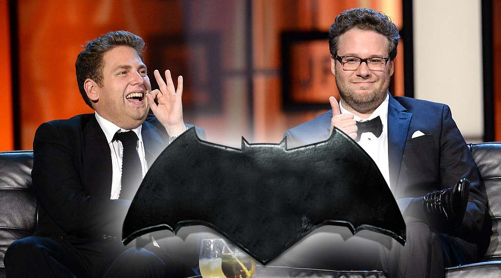 Photo of Jonah Hill Leaves The Batman. WB Interested in Seth Rogen to Play Penguin