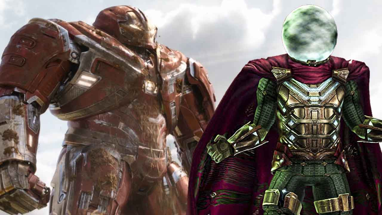 Photo of Mysterio Almost Got a Hulkbuster Costume in Spider-Man: Far From Home