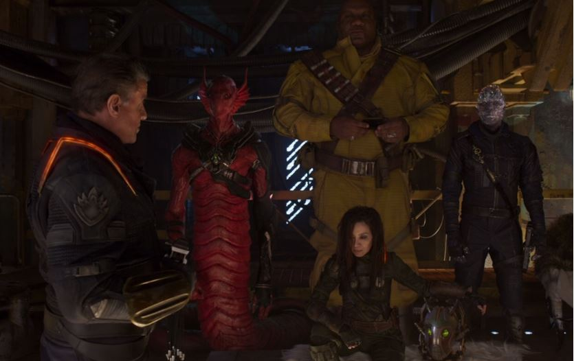 How the Ravagers Got to the Endgame Battle
