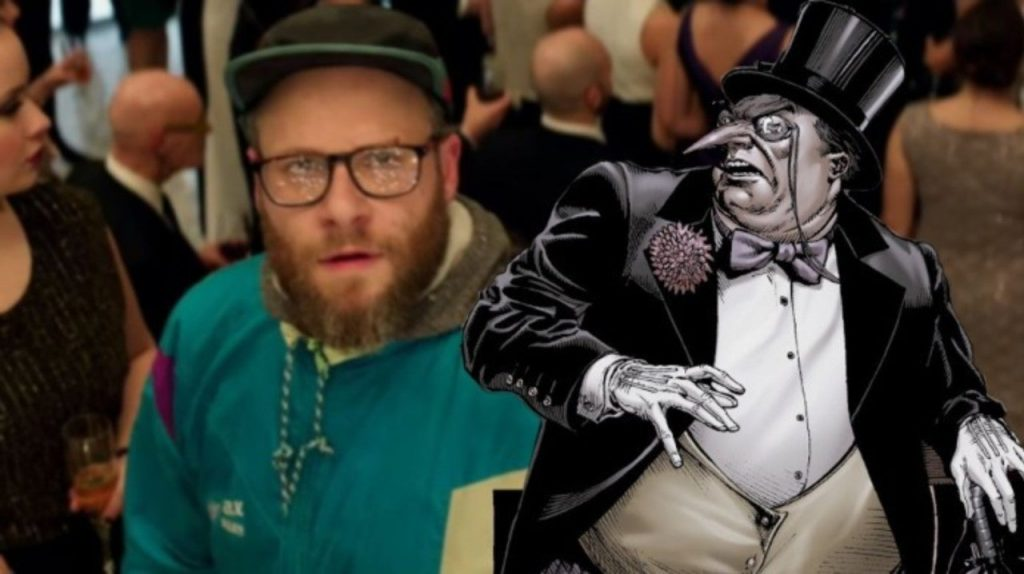 Seth Rogen to Play Penguin