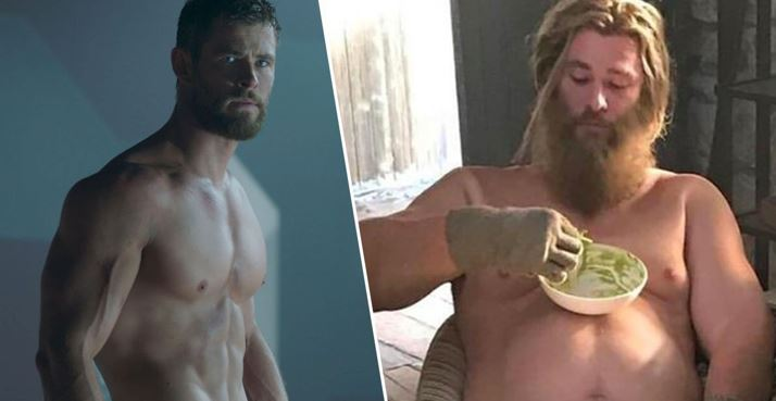 Thor Love And Thunder Feature Fat Thor