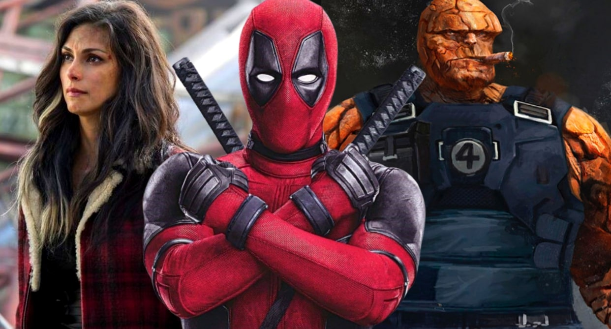 Photo of The Original Plans of Deadpool 2 Would Have Included Fantastic Four
