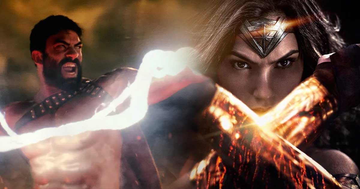 Photo of New Wonder Woman 1984 Footage Might Have Teased Zeus