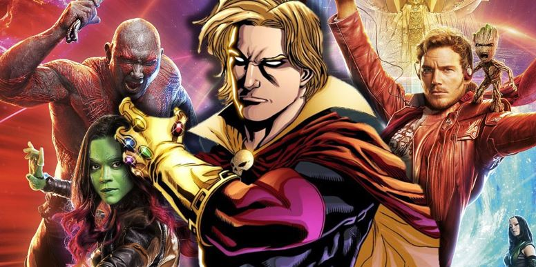 Photo of Is James Gunn Lying About Adam Warlock in Guardians Vol. 3?