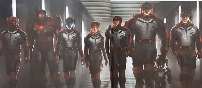 Photo of Avengers: Endgame – Alternate Time Travel Suit Designs Revealed