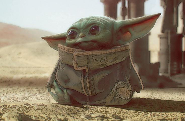 The Mandalorian: Baby Yoda For His Midichlorians