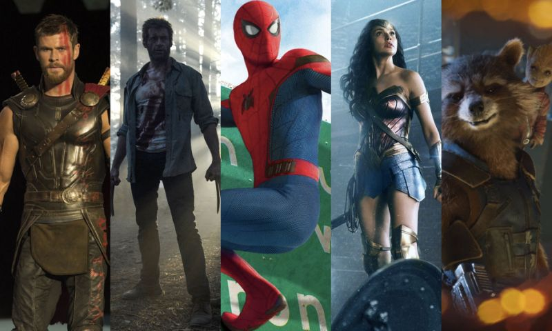 Photo of The Best Year For Superhero Movies of This Decade Ranked