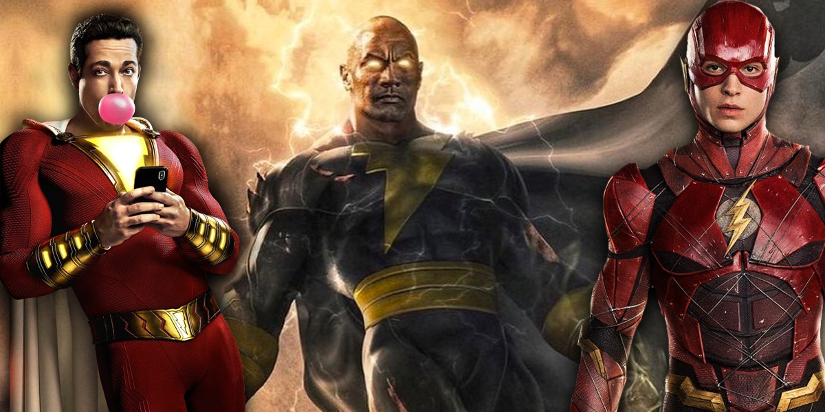 Photo of What the Black Adam Release Date Means for Shazam 2 & The Flash?