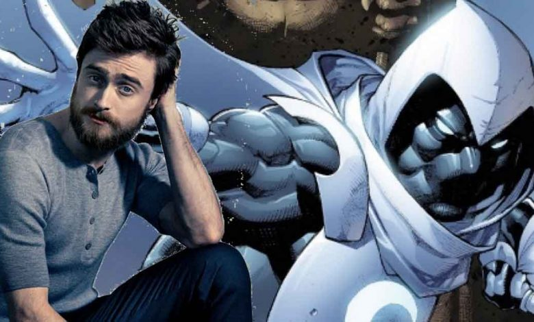 Daniel Radcliffe Eyed for Moon Knight
