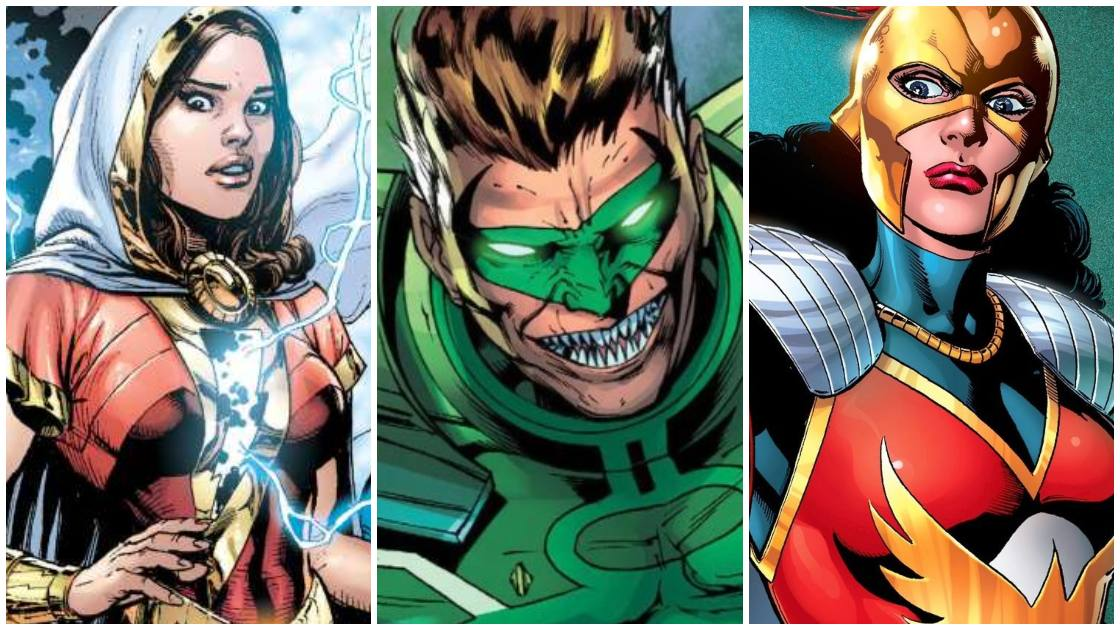 DC Superheroes Who Became Villains