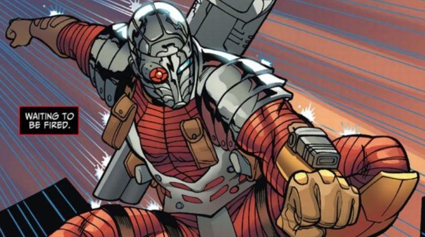 Comic Book Villains And Their skills