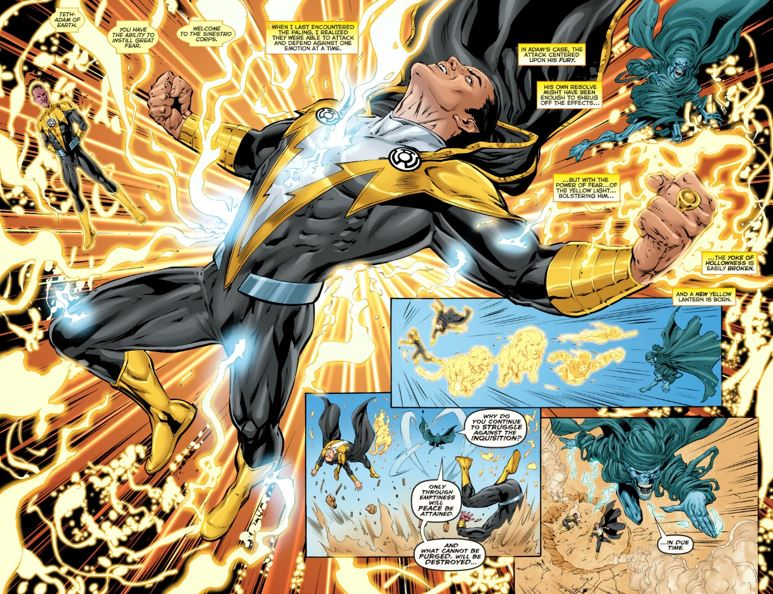 Facts About Black Adam