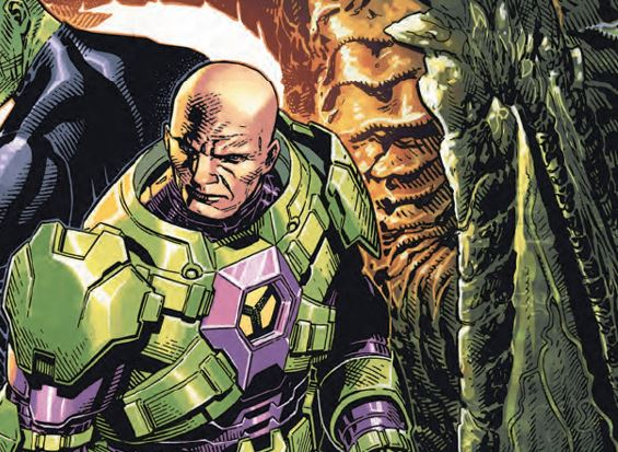 Facts About Lex Luthor