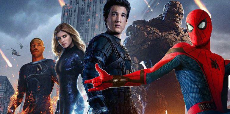 Spider-Man & Fantastic Four Will Team Up