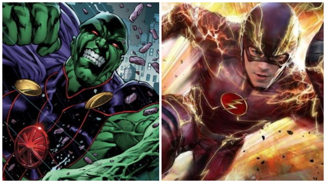 Photo of DC Comics Reveals The Flash is Not The Fastest Superhero – It's Martian Manhunter