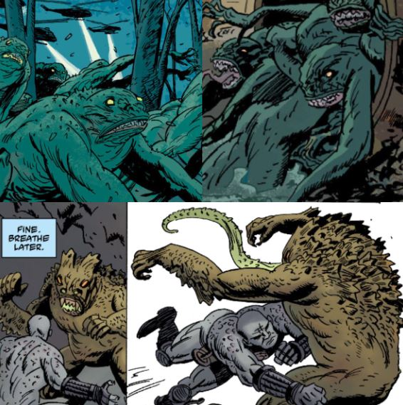 Scariest Monsters From Hell-Boy Universe