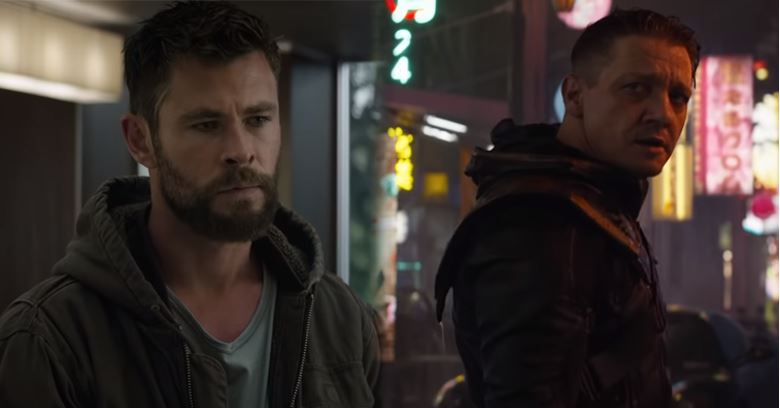 Why Thor & Hawkeye Survived in Endgame