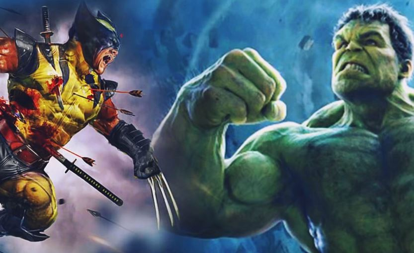 Hulk vs. Wolverine Fan Made Trailer