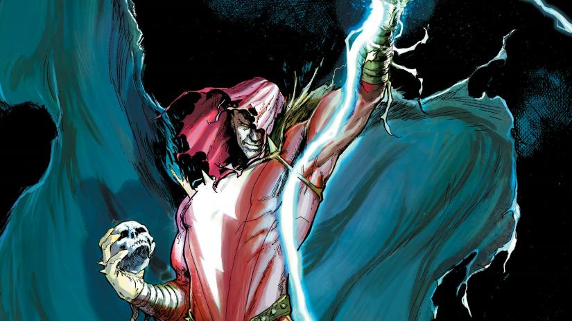 Shazam DC Comics' Strongest Super Villain