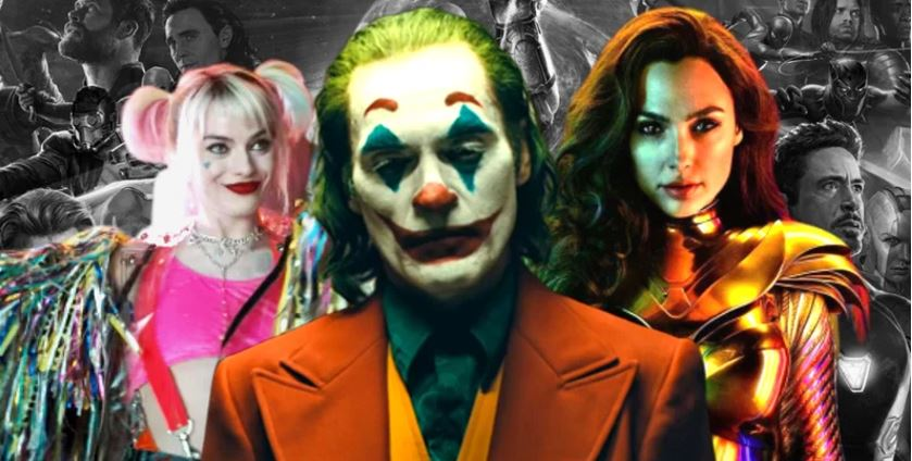 Movie Franchises Joker Has Beaten