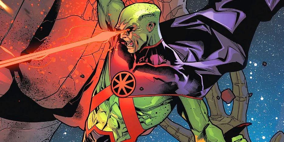 Fastest Superhero of DC Comics Martian Manhunter